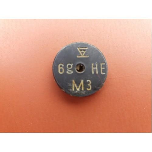 Кольцо резьбовое М3х0,5   НЕ   6g *