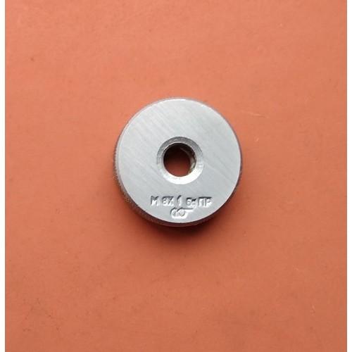 Кольцо резьбовое М8х1    ПР     6g *