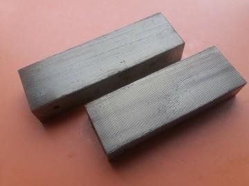 Плашки плоские резьбонакатные