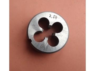 Плашки для круглой резьбы КР